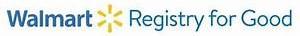 Walmart Registry for Good